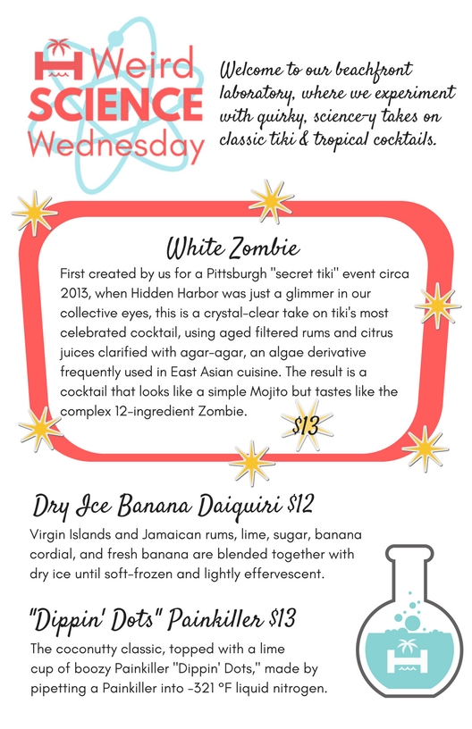Weird Science Wednesday -