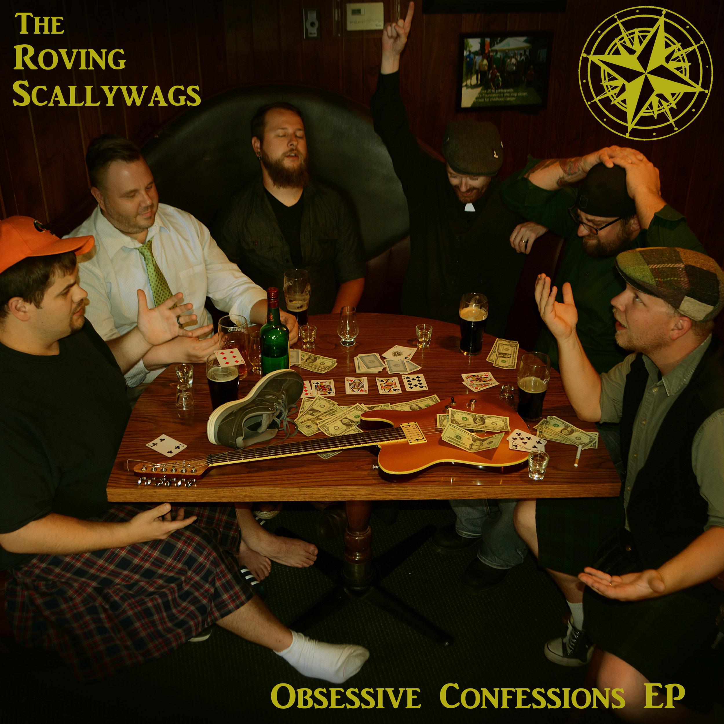 Obsessive Confessions EP - Demo