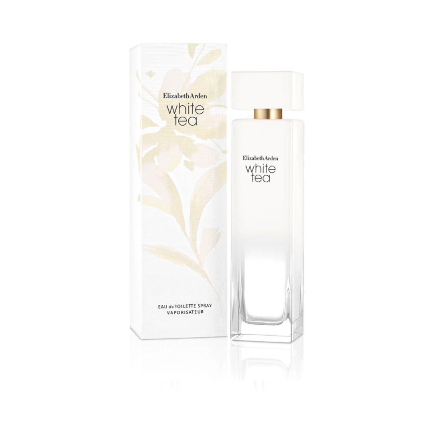 white tea elizabeth arden review