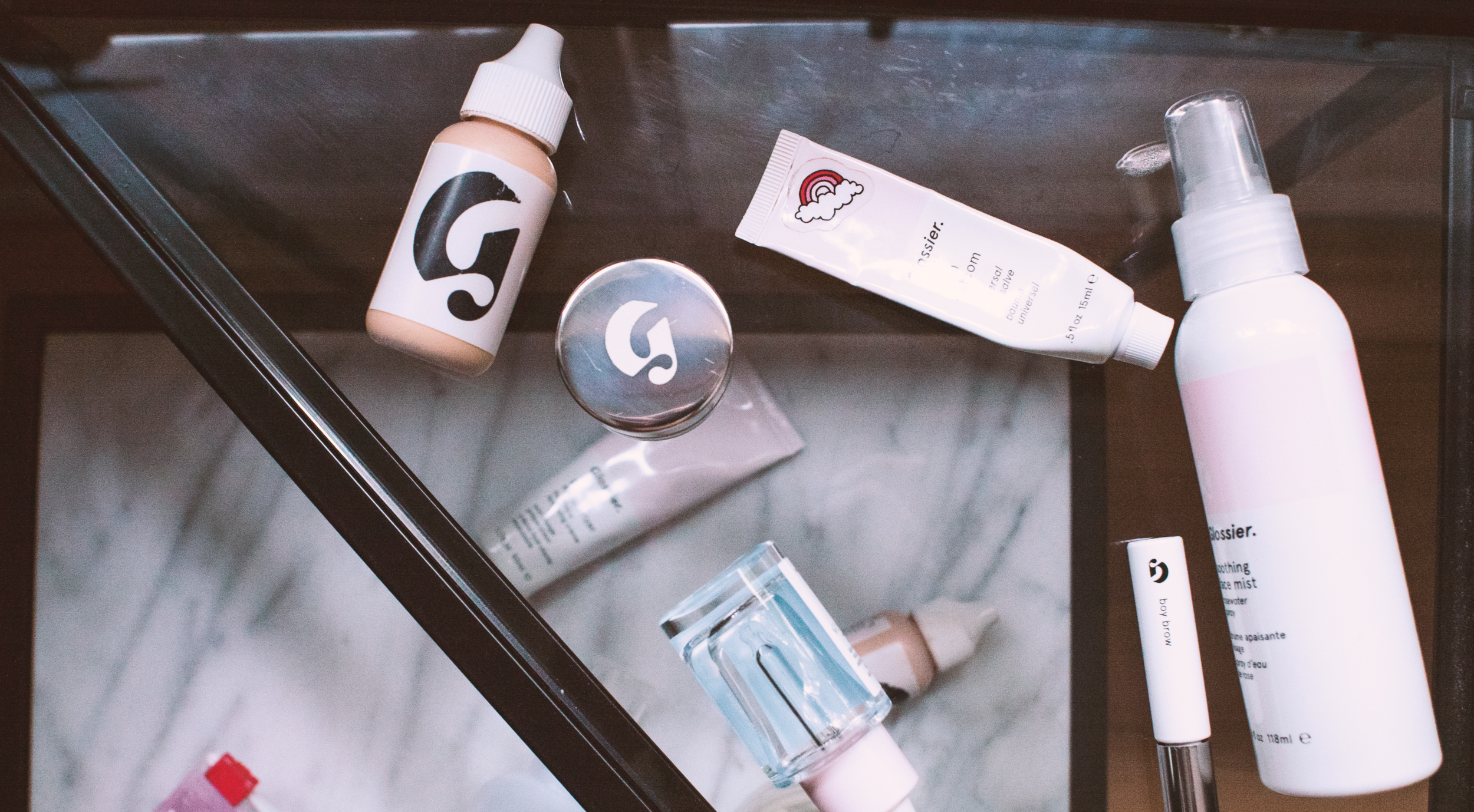 glossier review