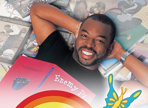 "LeVAR BURTON - For one generation, he's the face of slavery from his role as Kunta Kinte in  Roots.  For another generation, he's "" us "" in space as Geordi LeForge on  Star Trek: The Next Generation . And he touched all generations as the host of PBS'  Reading Rainbow ."