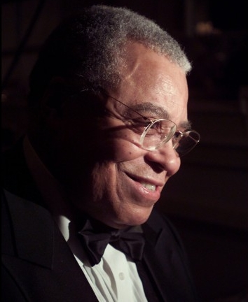 JAMES EARL JONES - One of the greatest actors in American history, winner of multiple Emmy, Tony, and Golden Globe awards, and an honorary Academy Award — and he's Darth Vader. He is Mufasa of  The Lion King.  And being King Jaffe Joffer (  Coming to America  ) doesn't hurt either.