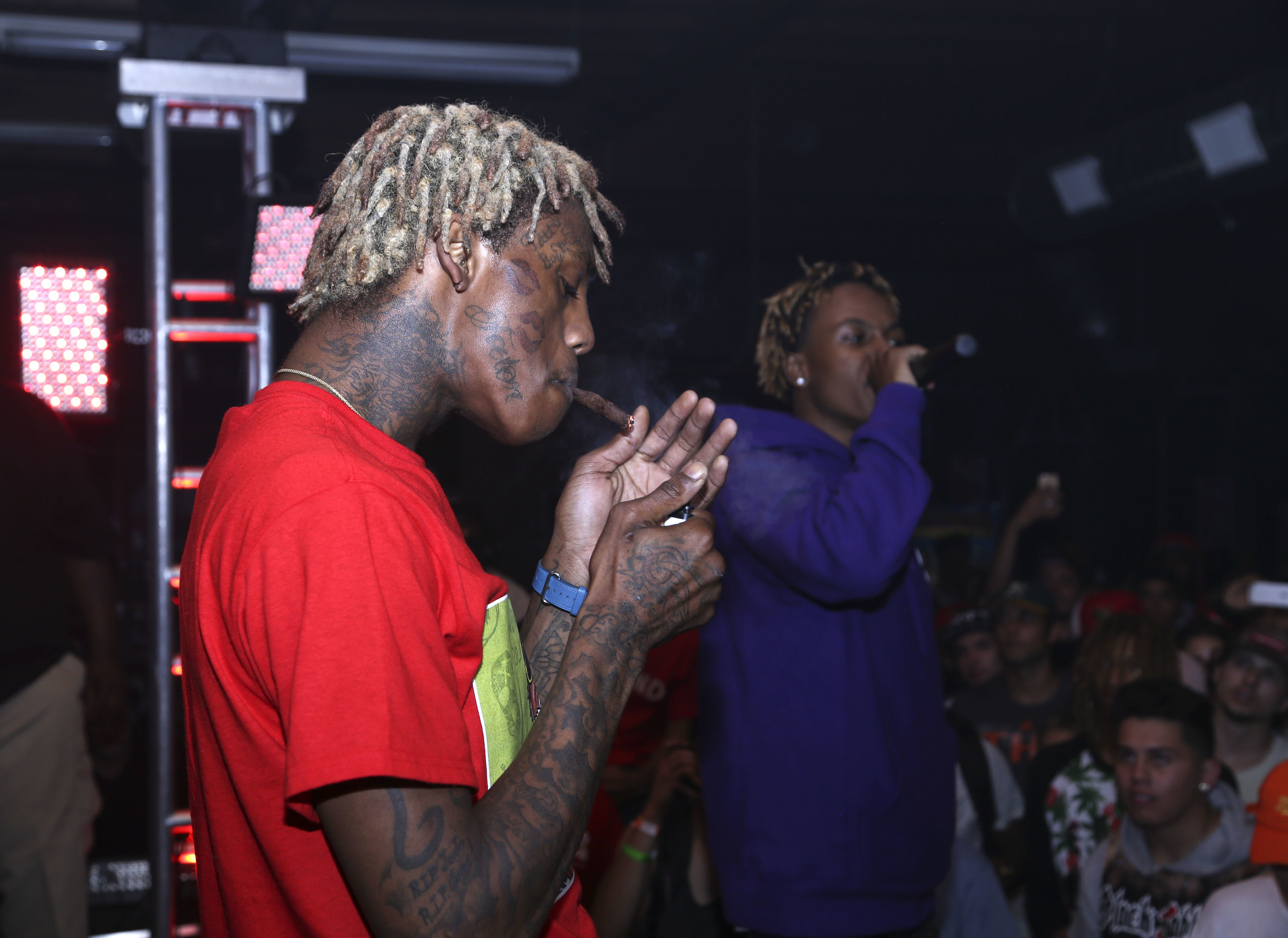 Rich The Kid and Famous Dex