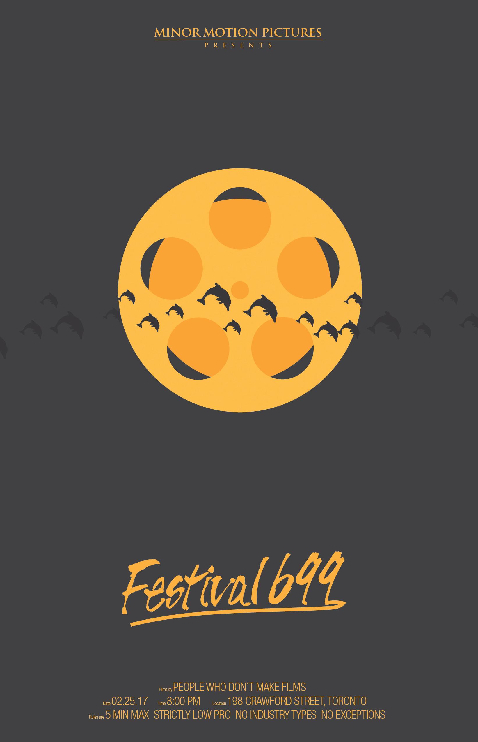 Festival699 Poster 2017