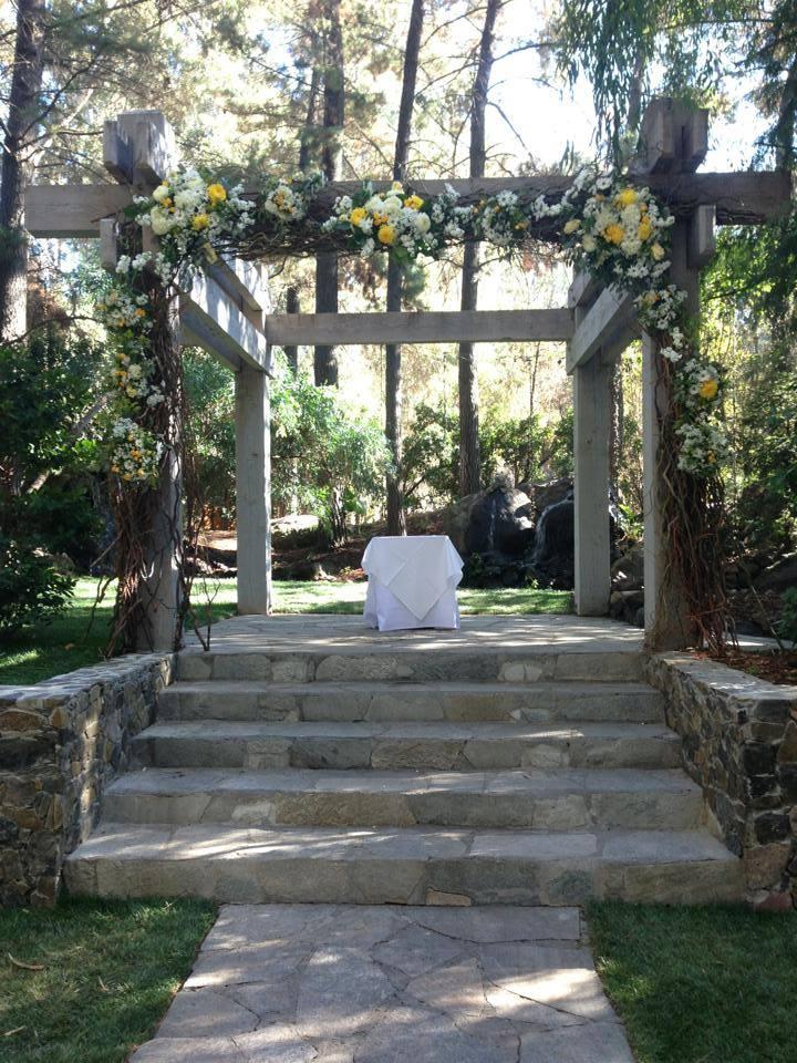 Calamigos, Malibu by The Exotic Green Garden