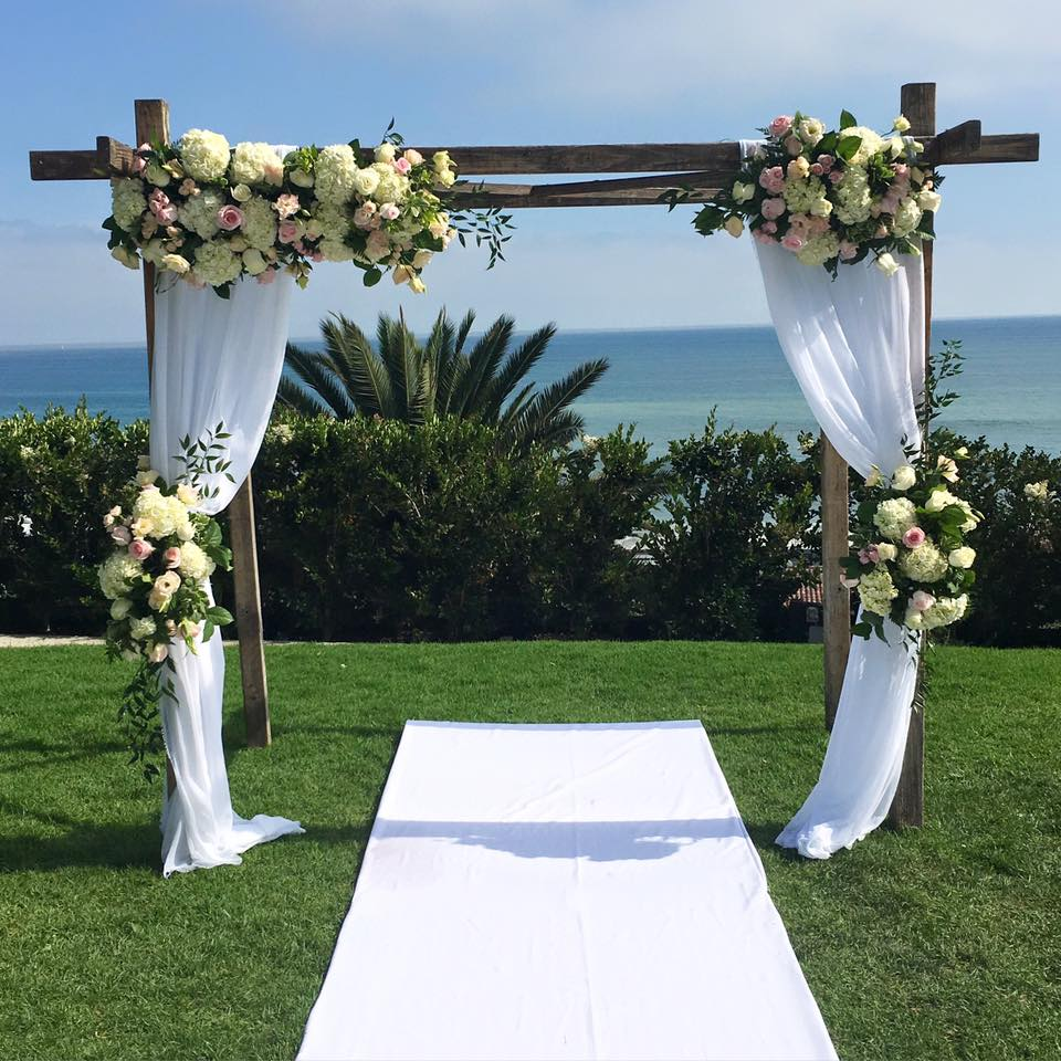 Bel Air Bay Club, Pacific Palisades by The Exotic Green Garden