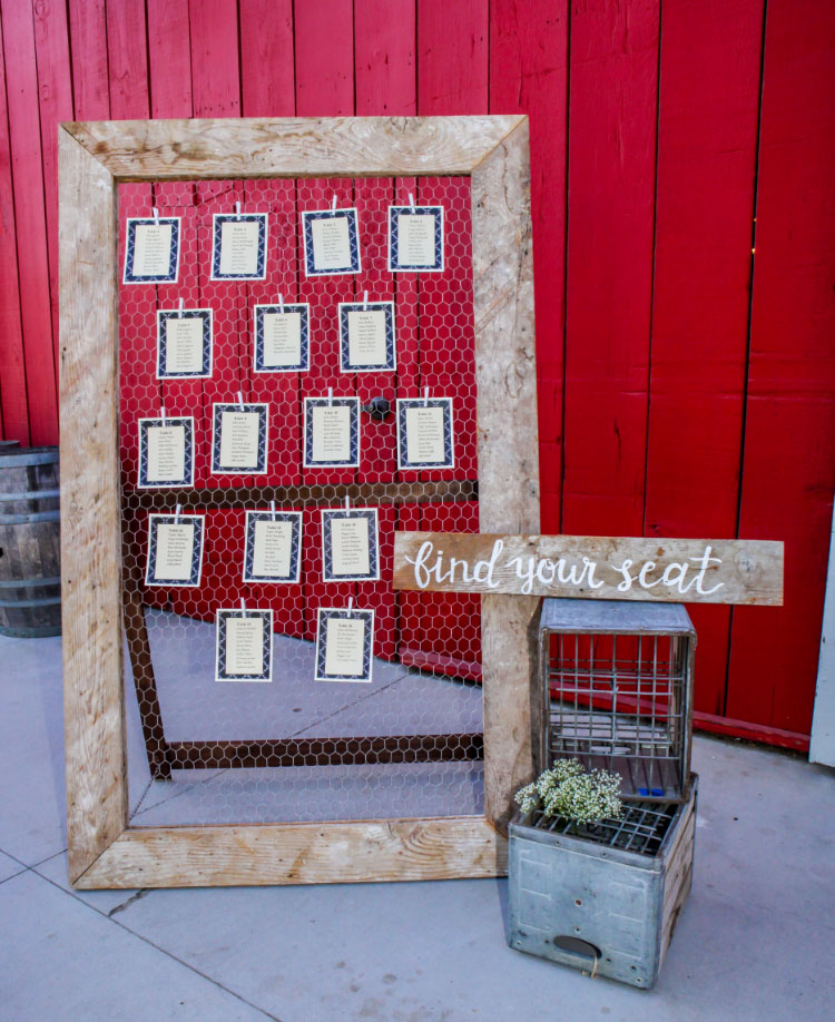 Escort Display w/ Sign -- $100