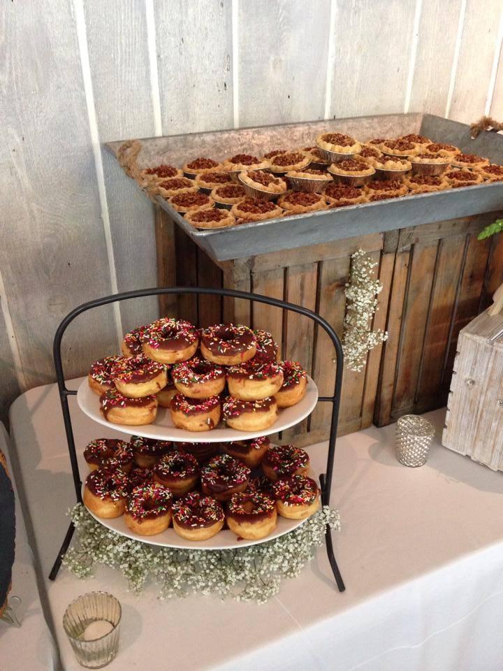 Dessert Bar Displays -- $300
