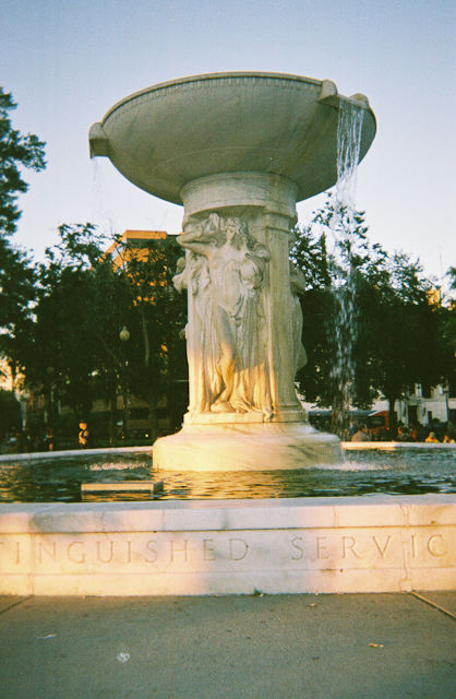 Admiral Dupont Fountain