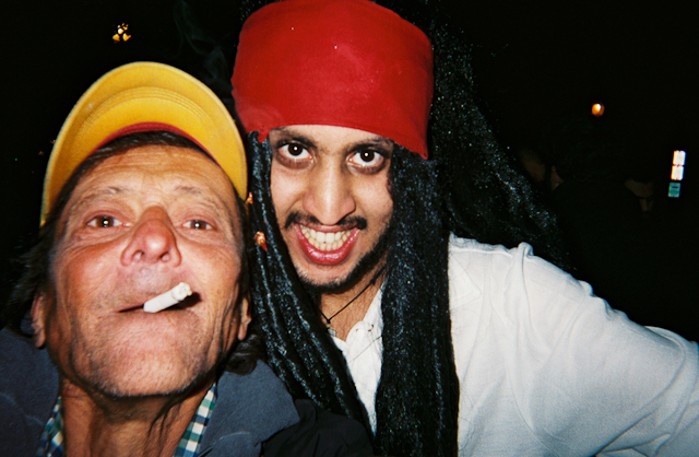 The Pirate And I