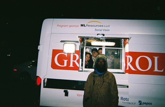 Grate Patrol / The Salvation Army