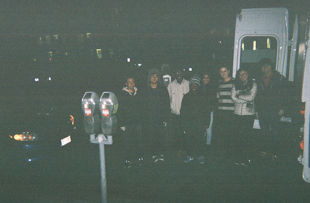 God's People Ministering To The Homeless through grate patrol