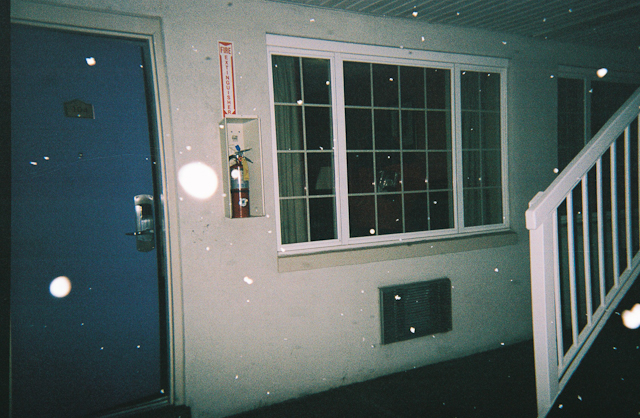 Out of The Storm / Blessed With Motel Room