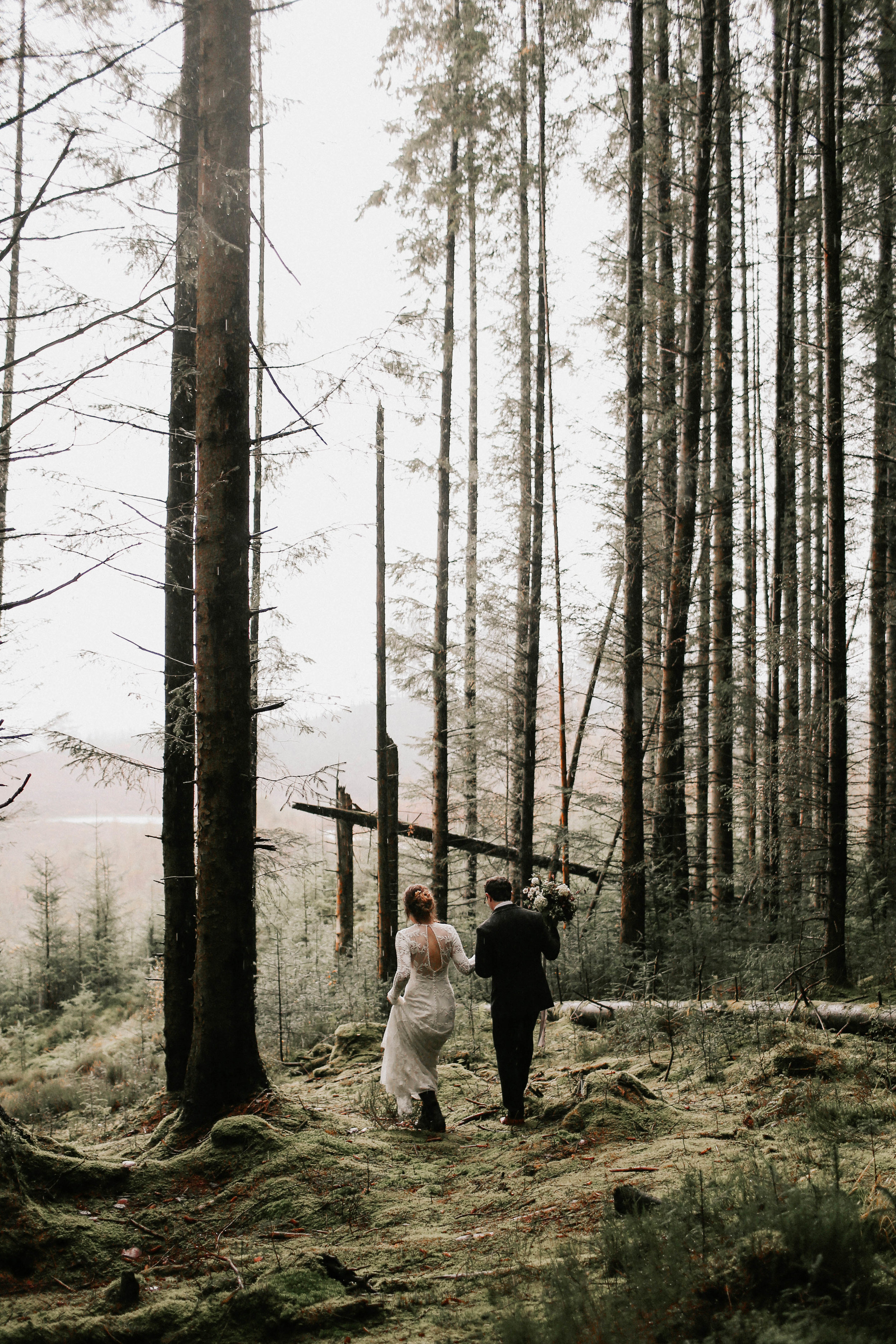 Scotland Elopement / Melissa Marshall