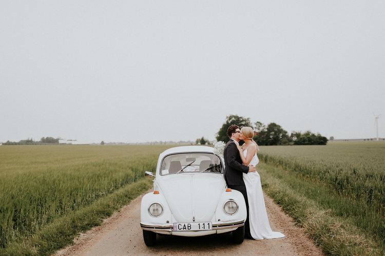JON + KLARA - SWEDEN WEDDING