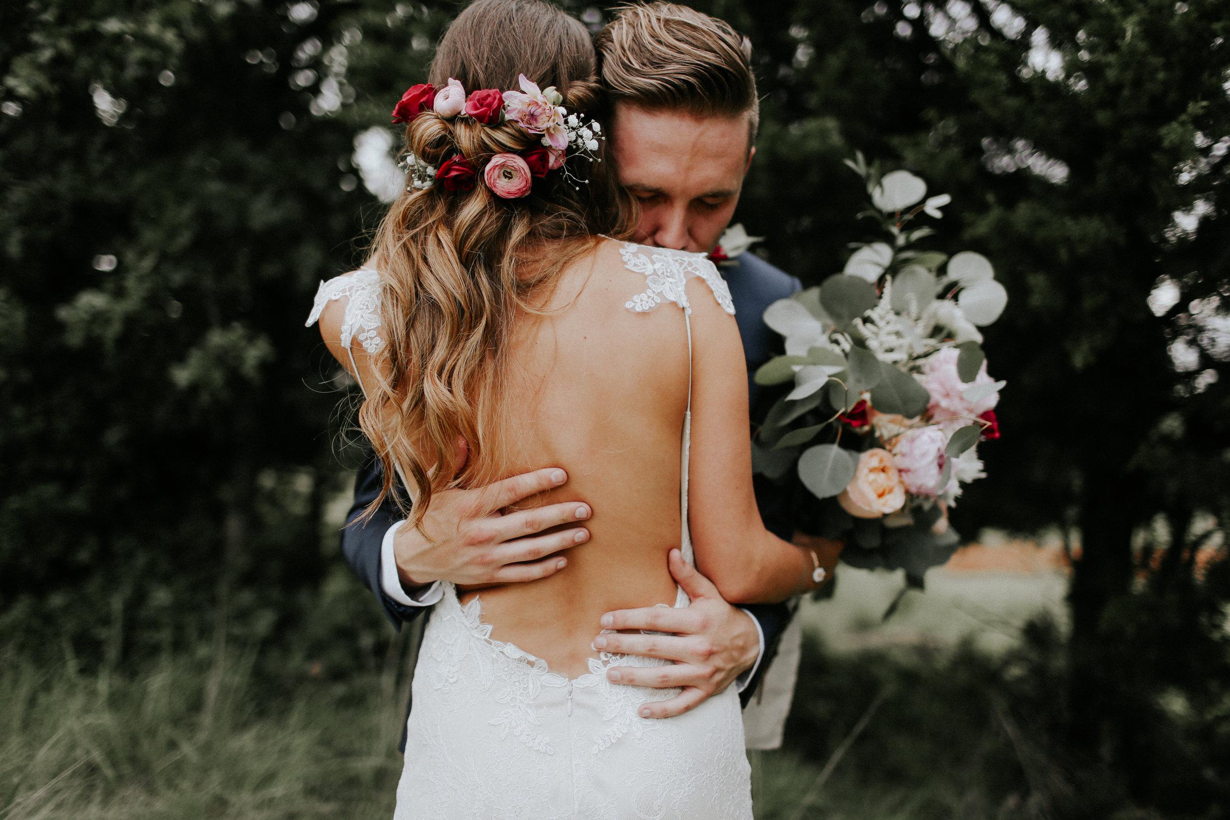 WES + AMY - OKLAHOMA WEDDING
