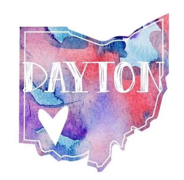From KKK rallies to Tornados to mass shootings.  My hometown has been ravaged by evil.  My heart breaks for everyone affected.  #daytonstrong