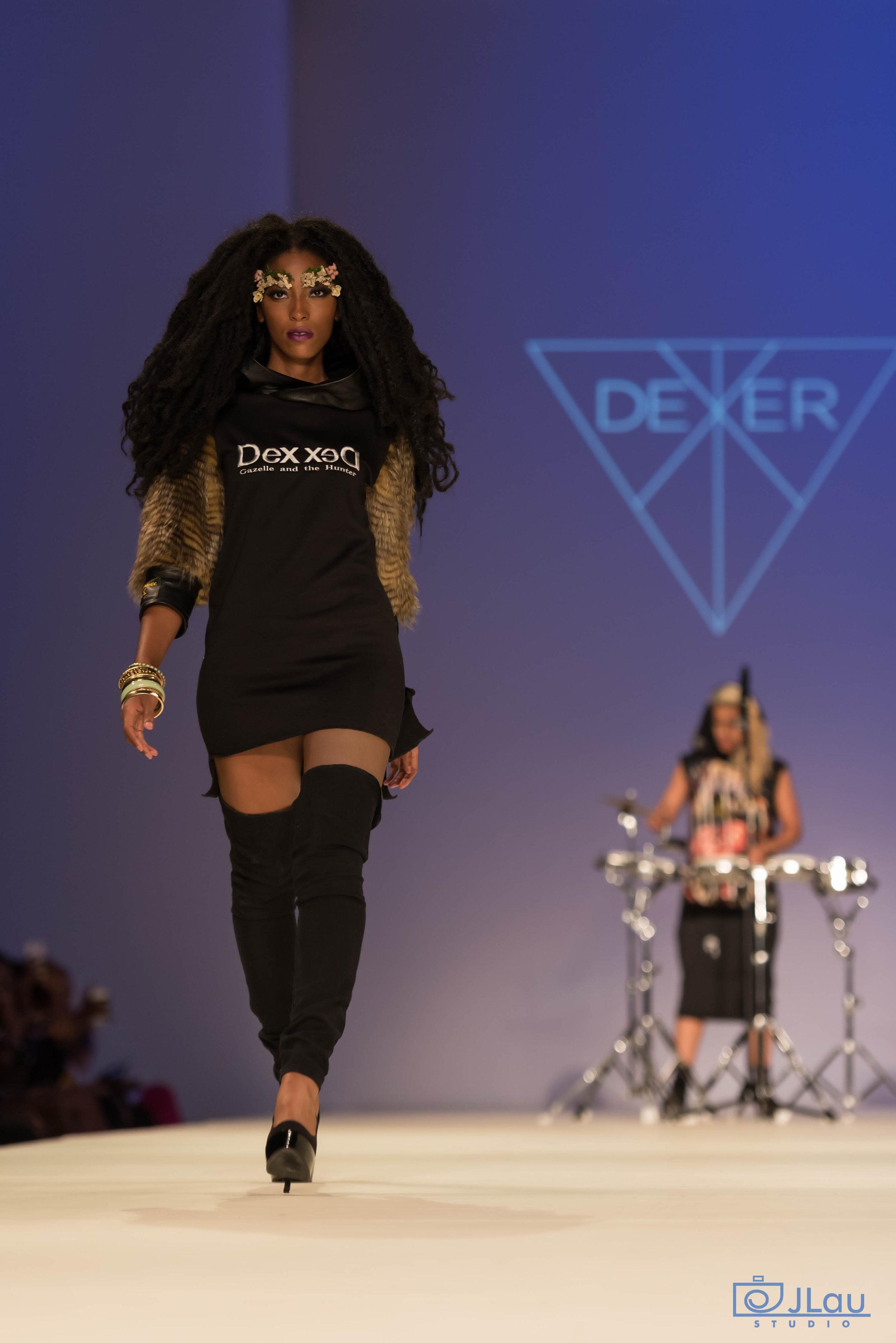 Style Fashion Week Designer: Dexter