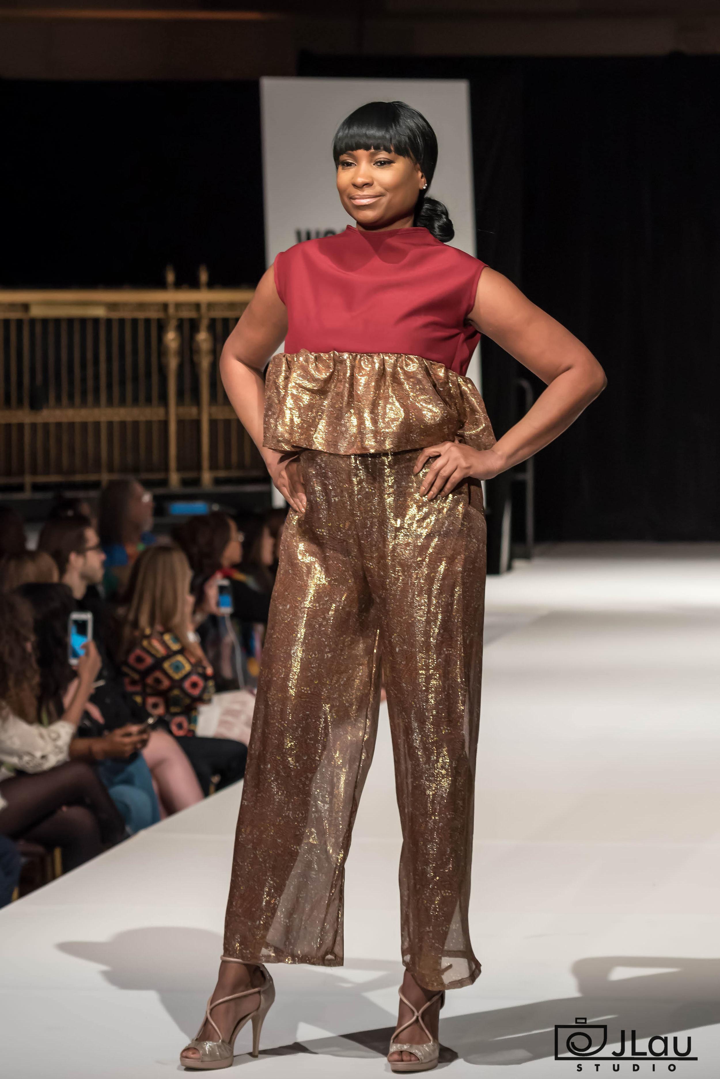World Fashion Parade Designer: Egypt Ufele