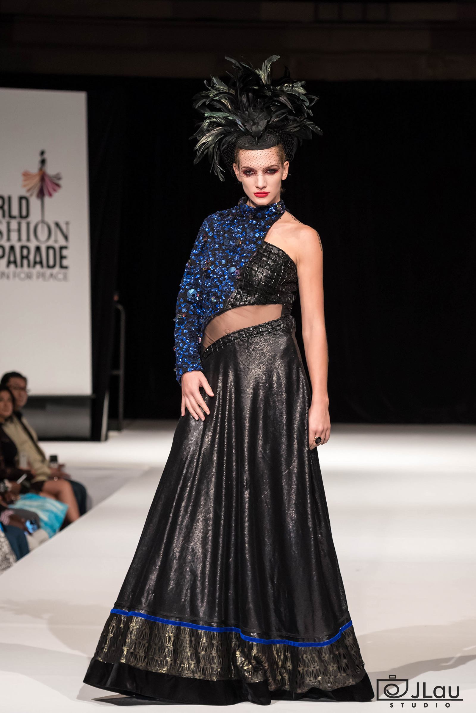 World Fashion parade Designer: Re'Malhi