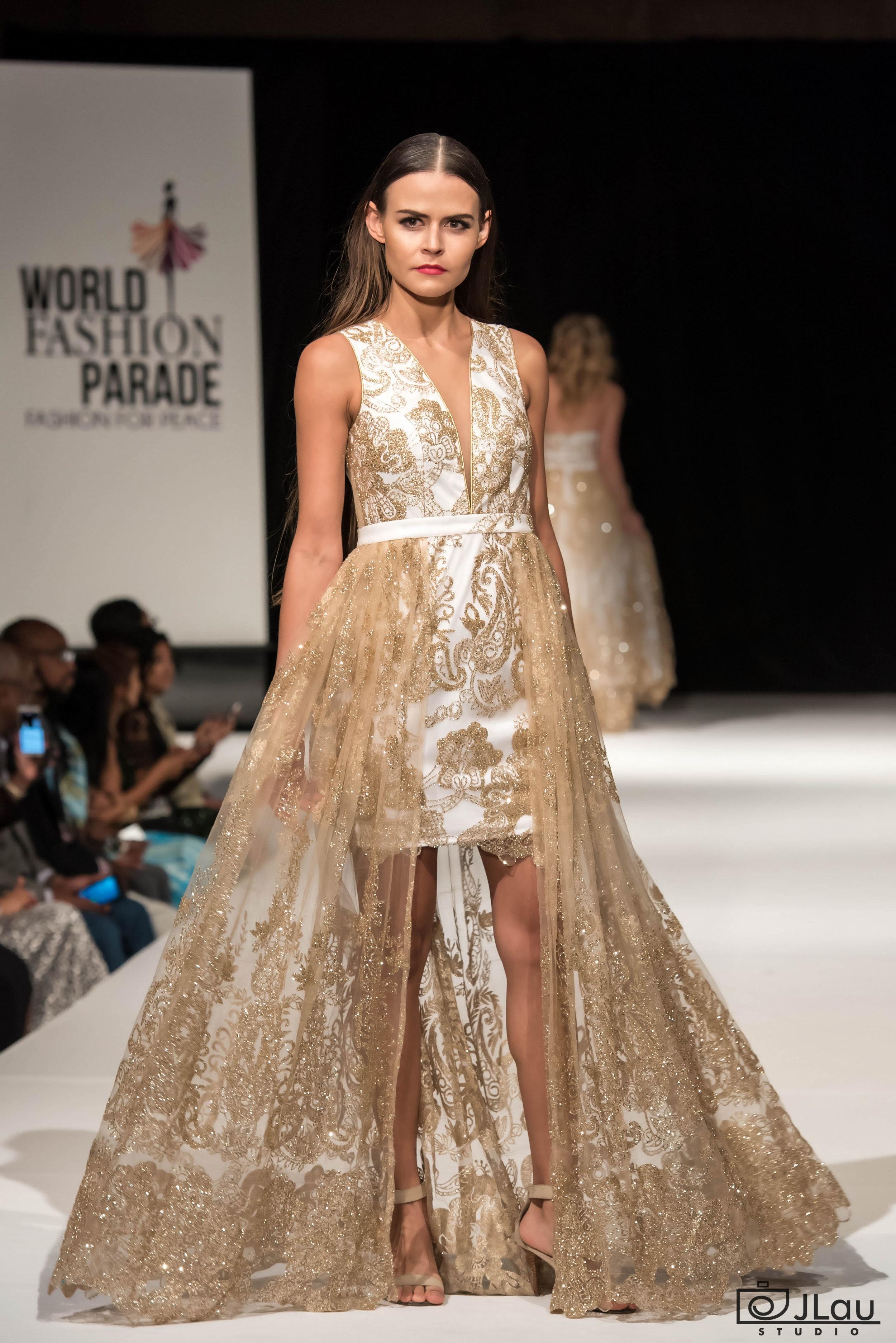 World Fashion Parade Designer: Red Velvet