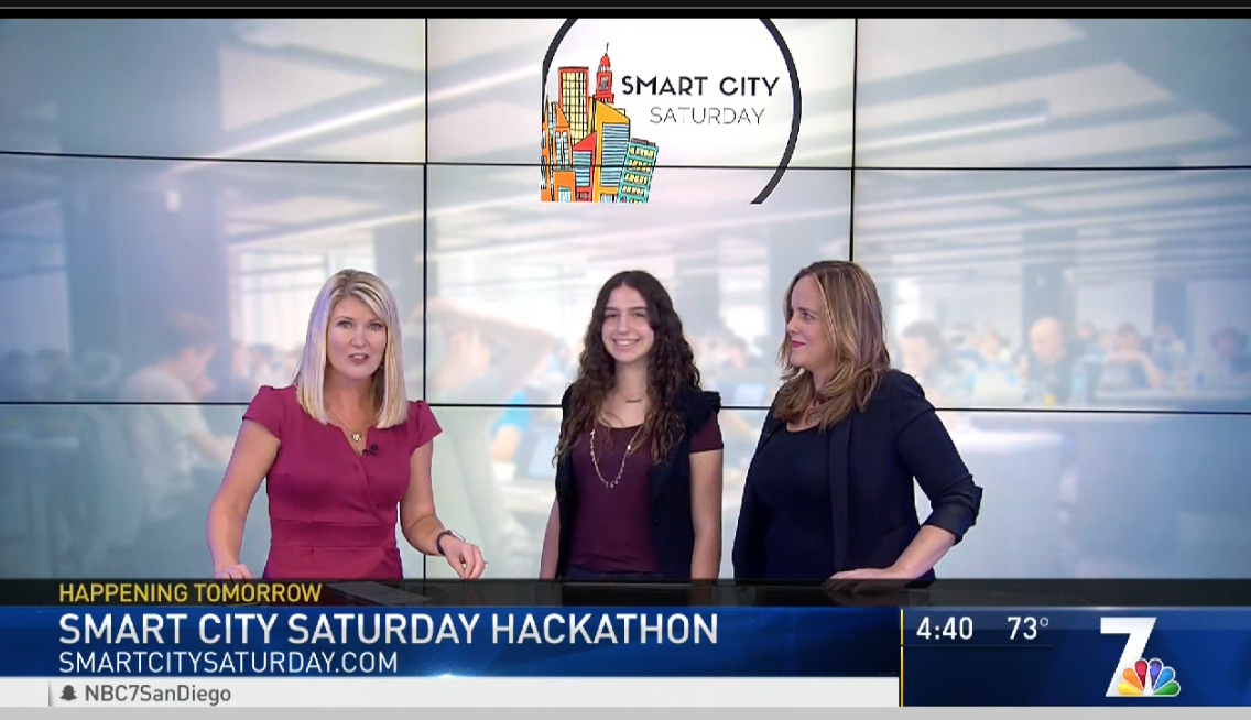 WATCH HERE -   https://www.nbcsandiego.com/on-air/as-seen-on/Teen-Hackathon-Aimed-at-Tackling-Sex-Trafficking_San-Diego-498746981.html