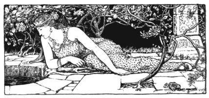 llustration by John D. Batten