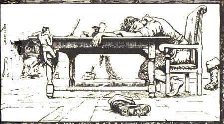 Illustration by John Batten