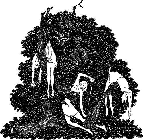 Illustration by Jennie Harbour