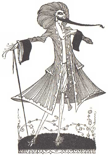 Illustration by Henry Clarke