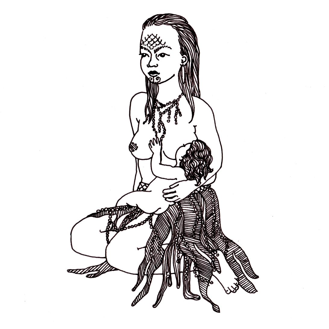 Illustration by  THOMAS SCHICKEDANZ