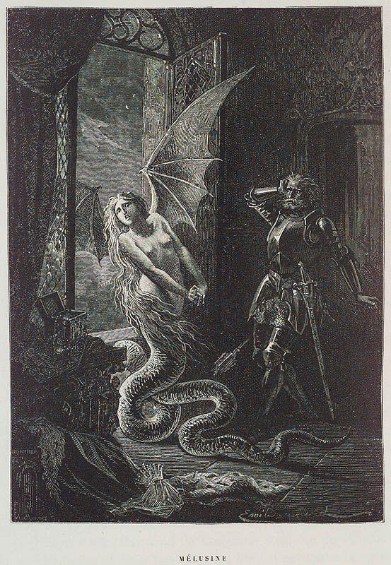 Metal Engraving P. Christian.Histoire de la Magie.Paris : Furne, 1884