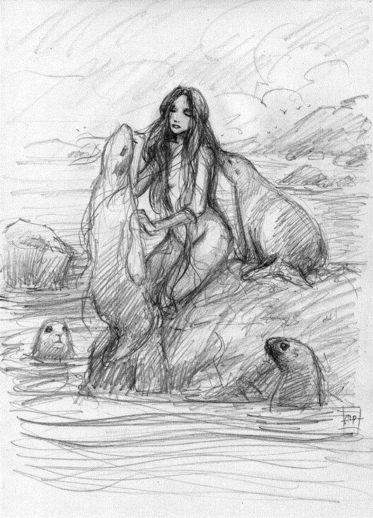 sketch by Aaron Pocock