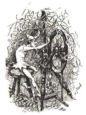 Illustration by H.J. Ford