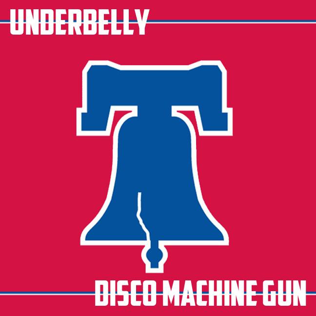 Disco Machine Gun • Underbelly (Single)