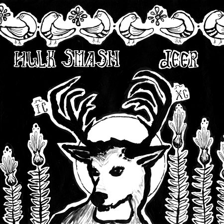 Hulk Smash • Deer