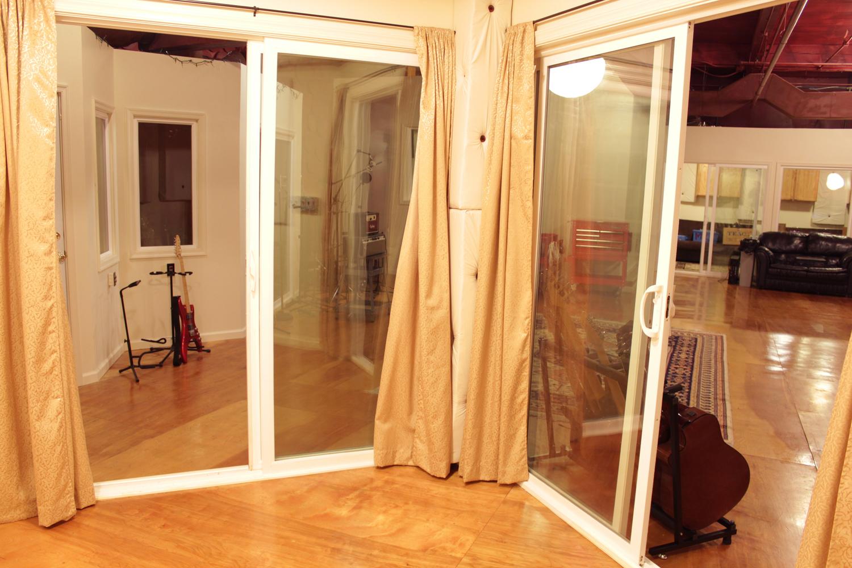 Large Isolation Room Interior