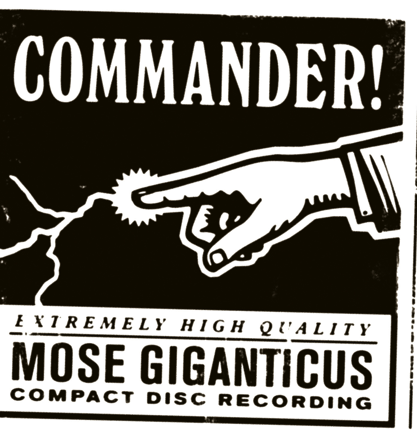 Mose Giganticus • Commander!