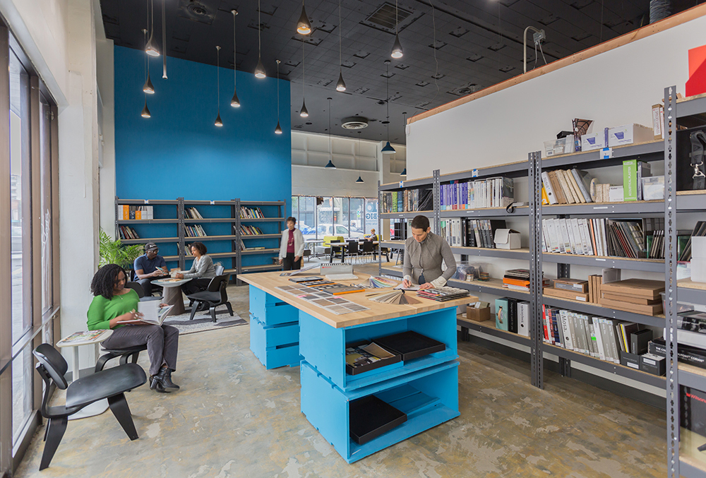 Design and Materials Library