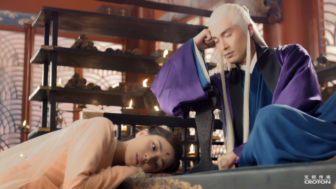 Yeah, I'm sleeping through your story too, Dong Hua.