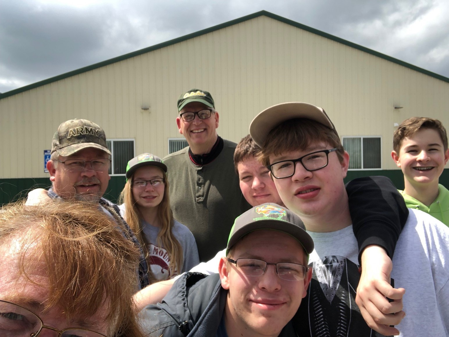 Adopt-A-Highway April 27, 2019