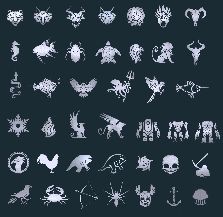 Guild Emblems