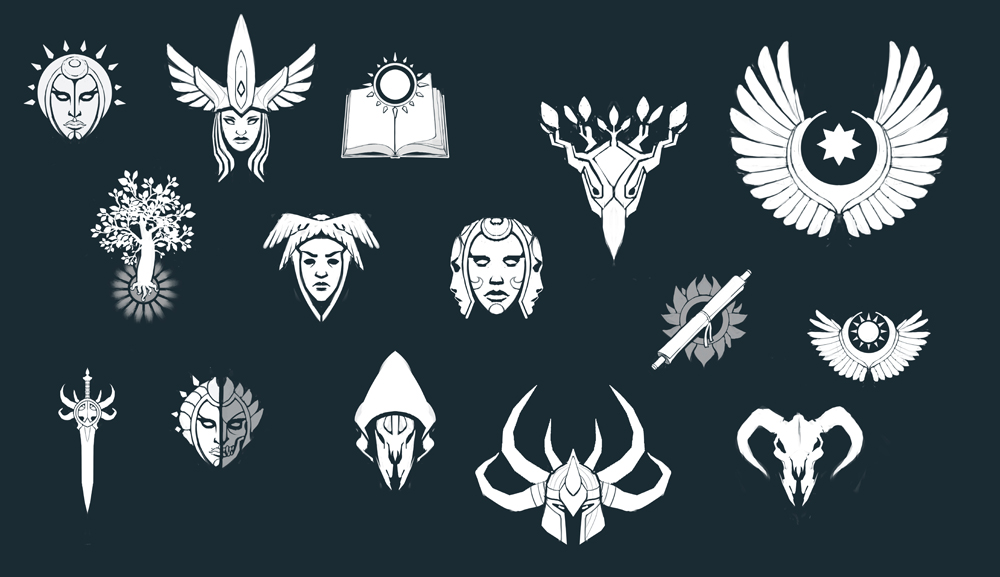 God Emblems