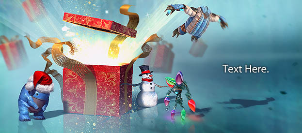 Christmas Banner 2 for Shop