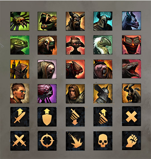 Icons Guild wars 2