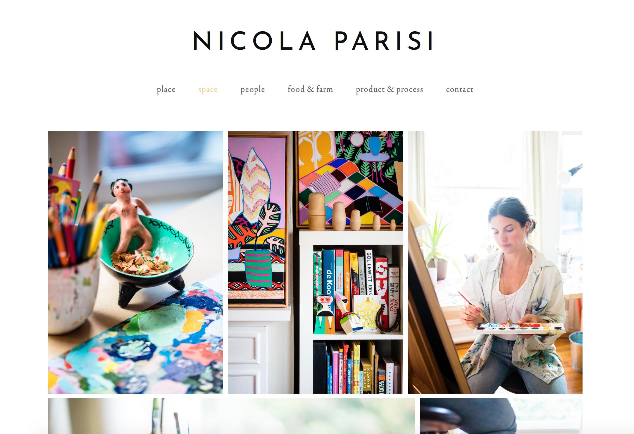 www.nicolaparisi.com/studio/