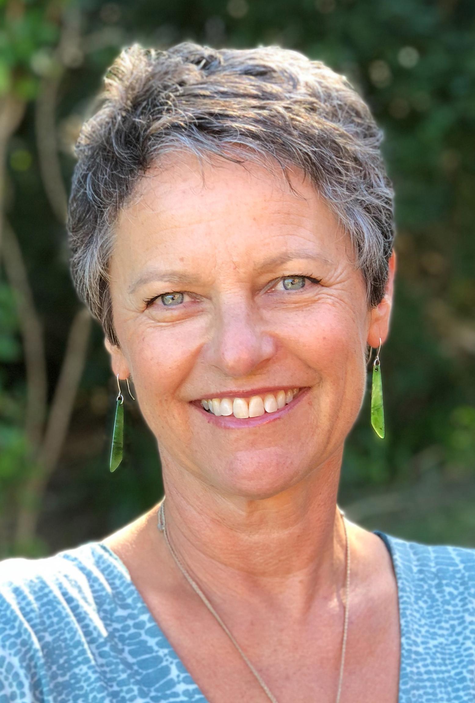 Christine Spicer  | Mark's Partner | Co-Producer