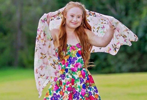 Madeline Stuart - przepiekna modelka z zespołem Downa, piękna kobieta