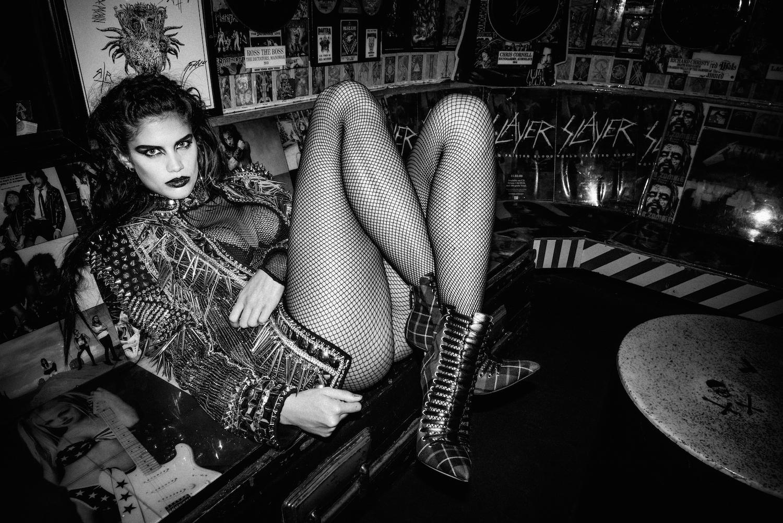 10 Magazine Issue 60 / Victoria's Secret x Balmain / Fashion Ed: Sophia Neophitou