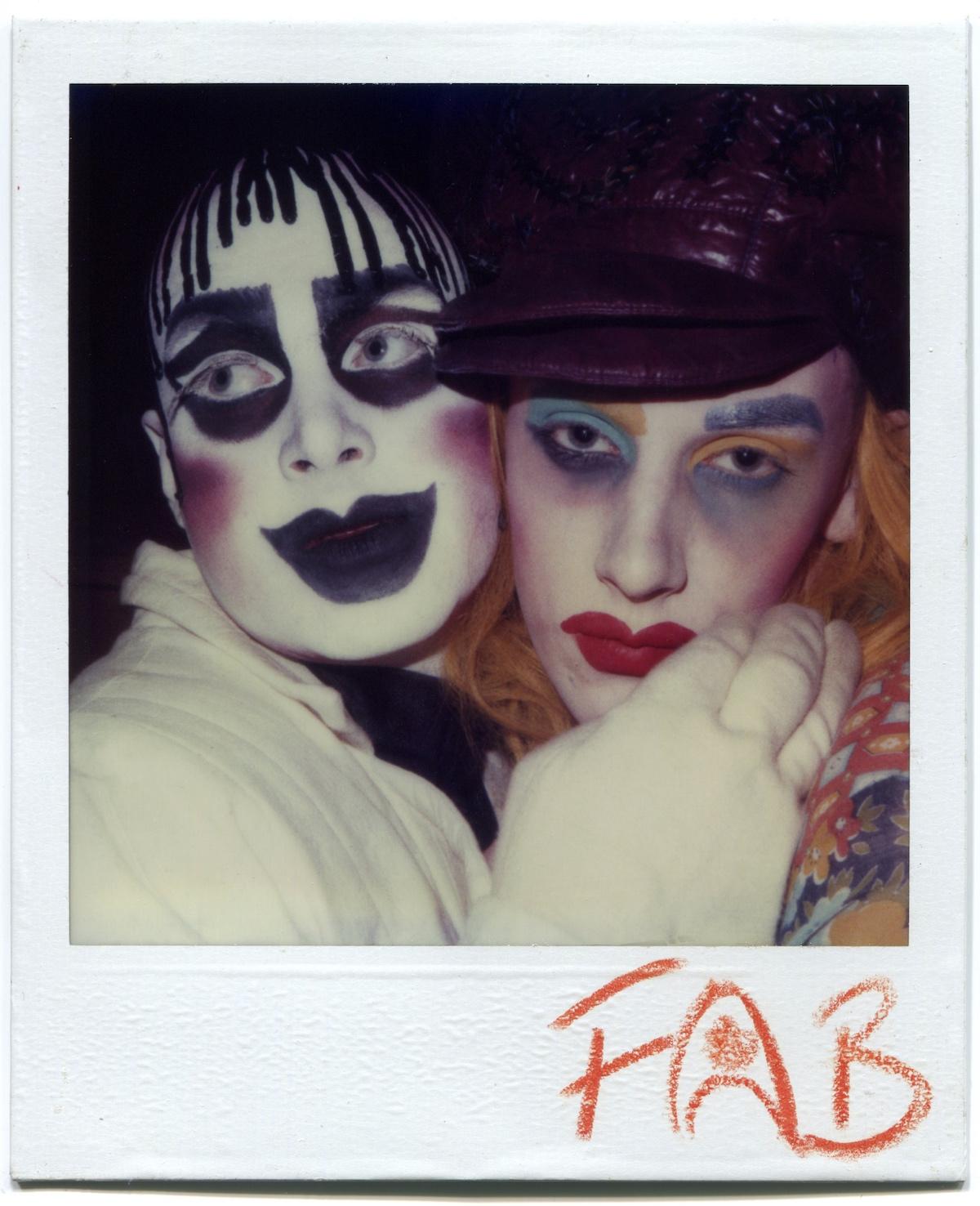 POLAROID ARCHIVE - ©  Peter Paul Hartnett, view Polaroid Collection  HERE